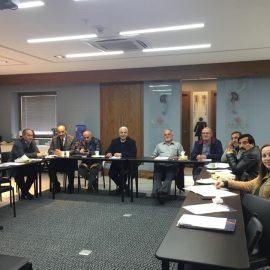 افتتاح دورة مفهوم التحكيم وطبيعته القانونية بالتعاون مع وزارة العدل الفلسطينية