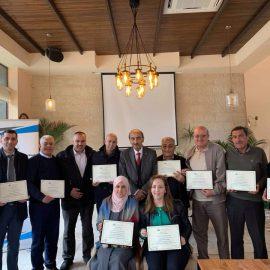 تخريج الفوج الثاني من المشاركين في دورة اتفاق التحكيم وضوابط صياغته